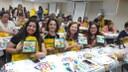 Equipe do IAL participa do encontro Educando com Arte