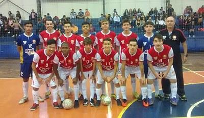 Equipes do IAL  disputaram a fase sub-regional do JEESP Etapa II.