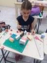 Estudantes do 3º ano montam maquete do IAL