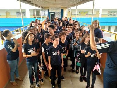 IAL promove integração entre alunos do 5º e 6º ano