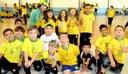 Colégio Metodista realiza atividade sobre Copa do Mundo