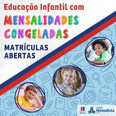 Colégio Metodista apresenta novidade para a Educação Infantil