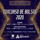 Faça sua inscrição para o Desafio Metodista, que oferece bolsas para 2020