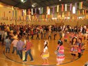 Festa da Colheita finaliza semestre com celebrações e confraternização