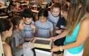 Turma do 4º ano faz reciclagem de papel em atividade de Ciências