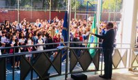 Colégio comemora dia da Independência do Brasil