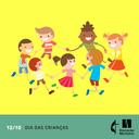 Crianças aos cuidados de Deus