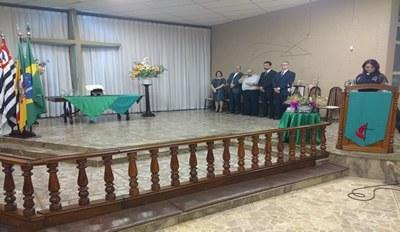 Na noite do dia 07 de Agosto, na Igreja Metodista Central em Birigui, foi celebrado o Culto em Ação de Graças.