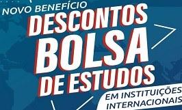 Estudantes do Colégio podem obter descontos e bolsas em instituições internacionais
