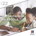 Ensino e aprendizagem caminham juntos como escola e família