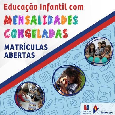 Instituto Noroeste de Birigui apresenta novidade para a Educação Infantil