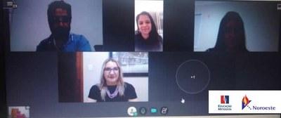 Instituto Noroeste realiza reunião de pais online