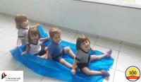 Maternal tarde -  A canoa virou