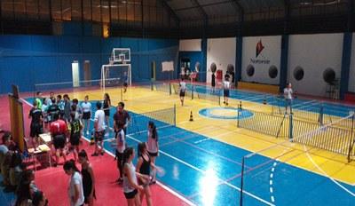 Torneio de Badminton  - Olimpíada Esportiva do Noroeste