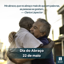 Dia Internacional do Abraço - 2021
