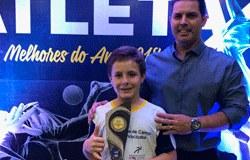 Aluno do Piracicabano recebe homenagem como destaque do ano no judô