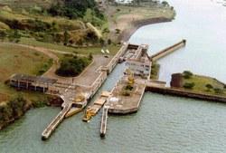 Alunos do 6º ano visitam a Eclusa de Barra Bonita