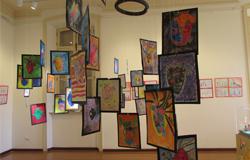 Alunos expõem trabalhos no Centro Cultural Martha Watts