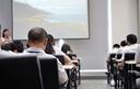 Alunos participam de curso a distância apresentado por docentes dos EUA