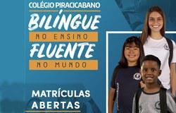 Colégio Piracicabano está com matrículas abertas para 2020
