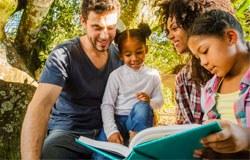 Como montar o cantinho dos livros para os pequenos