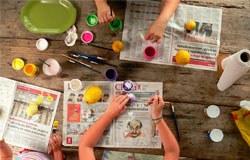 Do infantil ao ensino médio, arte está presente na vida dos alunos