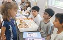 Estudantes apresentam trabalhos na Mostra de Conhecimento