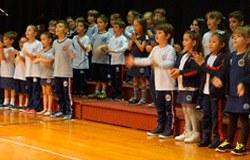 Festival de Outono reúne apresentações musicais dos alunos da educação infantil
