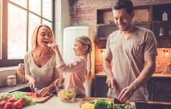 Homem e mulher: parceiros de Deus no projeto família