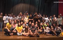 Professor organiza Concurso de Paródia para ensinar língua portuguesa
