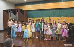 """Recital de piano """"Tarde Musical de Magia e Fantasia"""" ocorre no sábado, 6, na Escola de Música"""