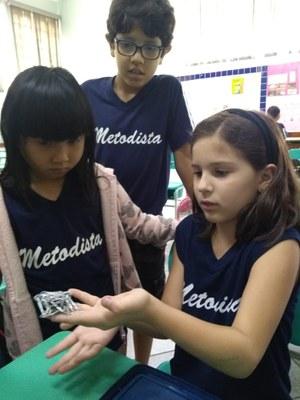 Alunos do 3º ano têm aula divertida sobre Magnetismo e Eletricidade