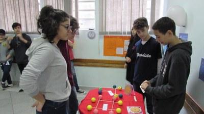 Cultura, apresentações e experimentos marcam a Feira do Conhecimento