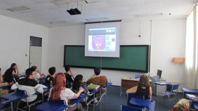 Estudantes do Ensino Médio participam de curso de instituição dos Estados Unidos