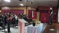 Momentos festivos e alegres marcam celebrações de Páscoa do Colégio Metodista