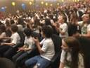 Alunos do 5º ano celebram conclusão do Ensino Fundamental I