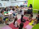 Atividades com os alunos do N5B