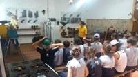 4ºs anos visitam a Fazenda do Café em aprendizado prático de História