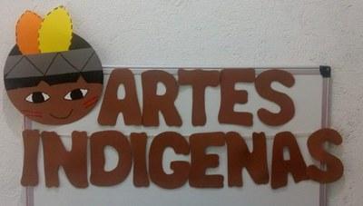Alunos do Colégio Metodista estudam sobre a cultura indígena; confira as fotos