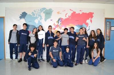 Alunos do Colégio Metodista participam da 16ª Olimpíada da Matemática do Grande ABC