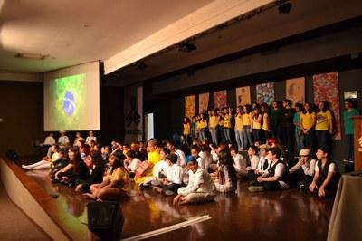 Apresentações e projetos sobre diversas culturas existentes no Brasil marcam a Festa das Nações 2018