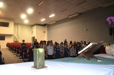Colégio Metodista celebra Dia de Ação de Graças