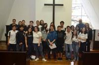Estudantes do Peru estão no Colégio Metodista para intercâmbio cultural