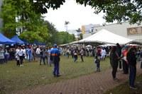 Festa do Sorvete, Feira do Empreendedorismo e Show de Talentos animam familiares do Colégio