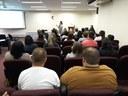 Professores participam de capacitações na reunião de planejamento do 2º semestre