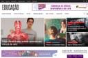 Revista Educação divulga notícia sobre Realidade Aumentada adotada pelo Colégio
