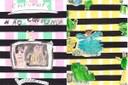 Turmas do Nível 5 aprendem sobre rimas e fazem adaptações de livros