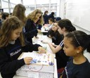 Turmas dos 5ºs anos promovem exposição sobre eletricidade