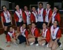 Equipes de vôlei do União conquistam campeonato em Uruguaiana