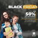 Garanta benefício exclusivo na Black Friday do Colégio União
